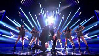 Dermot's Dazzling Dance Intro - Live Week 3 - The X Factor UK 2012