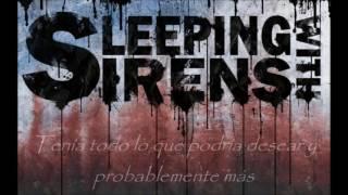 sleeping with sirens FT MGK  alone  sub esp