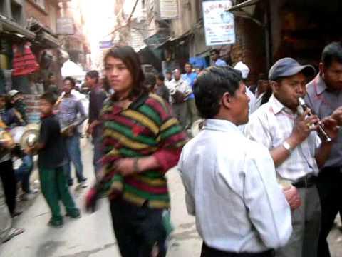 Nepal Patan Streets