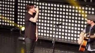 Sleeping with Sirens - With Ears To See and Eyes To Hear (live at the O2Academy Birmingham 05/03/16)