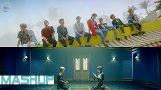 EXO/BTS - Ko Ko Bop/Blood Sweat & Tears (MashUp)