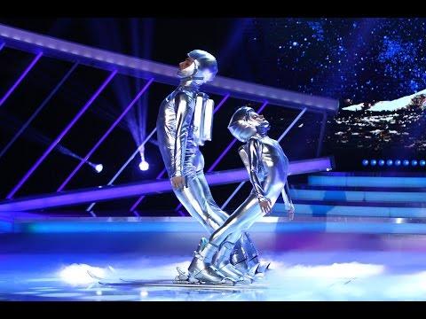 Maia Burdea Balazs, moment unic de acrodance în marea finală Next Star
