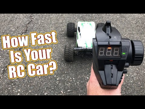 See How Fast Your RC Is! - Spektrum DX2E ACTIVE Speedometer Bundle Product Focus | RC Driver