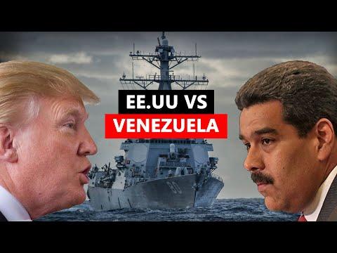¿Estados Unidos INVADIRÁ Venezuela?