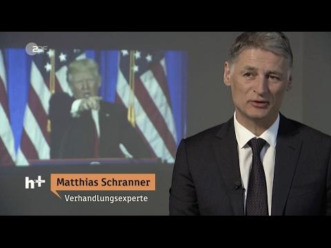 Matthias Schranner bei ZDF: heute+ Feb 15, 2017