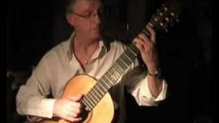 J. S. Bach: Air (Classical guitar)  - Per-Olov Kindgren