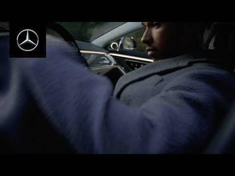 The New S-Class with Lewis Hamilton