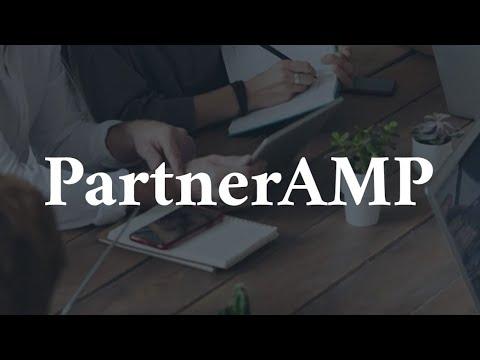 Affeliate Marketing Website Theme | PartnerAMP