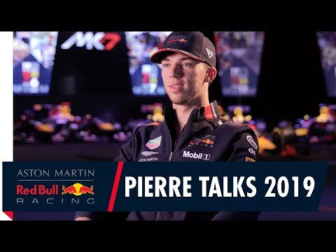 Pierre Gasly's Pre-Season Interview