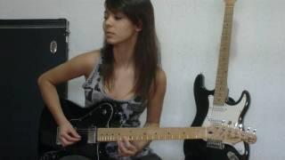 Juliana Vieira : RadioActive- Kings of Leon (cover)