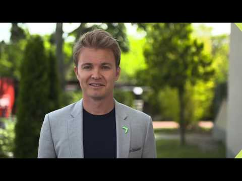Allianz Explorer Camp | Climate Edition Interview with Nico Rosberg