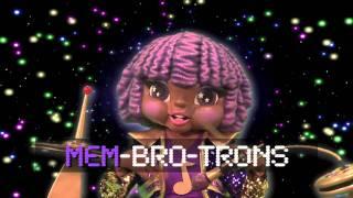 MI-KA of The Teenie Tones Plays her Instrument
