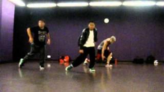 Eminem - Not Afraid choreo by Zaihar (19th Aug 2010)