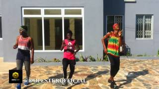 DOPESTER OFFICIAL- FALL by DAVIDO (AFRO DANCE VIDEO)