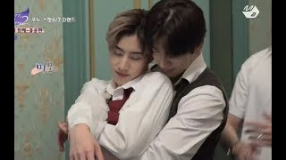MARK BEING GAY FOR JINYOUNG (MARKJIN GOT7)  ENGSUB/SUBESP