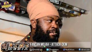 Fantan Mojah - Attack Dem {Ras Myrhdak Diss} ▶Bad Up Riddim ▶LockeCity Music ▶Dancehall 2015