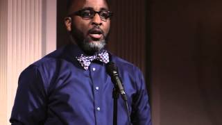 "Individual World Poetry Slam Finals 2015 - Christopher Michael - ""16th Street Baptist Church Speaks"""