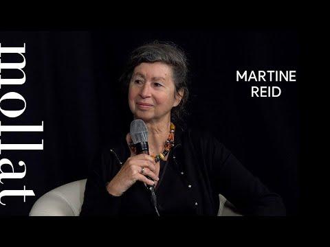 Vidéo de Martine Reid