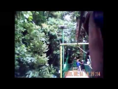Canopy Zipline Costa Rica Break Central America