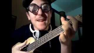 Klingande - Jubel (ukulele cover)