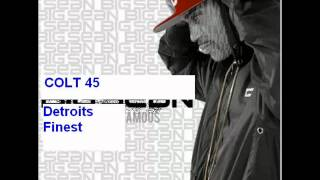 COLT 45 FT BIG SEAN I'M READY *NEW* 2012