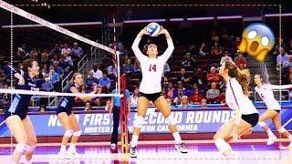Jugadas de volleyball en cámara lenta 🔥🏐| Volleyball Épico