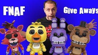 A real FNAF giveaway 2018 !