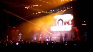 SABATON - Sparta - Live Madrid 2017