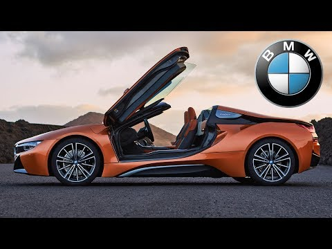 BMW i8 Roadster (2018) Ready to fight Tesla Roadster""