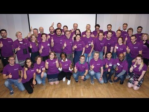 Abbvie Hackathon in Ludwigshafen - zwei Tage Freiraum für digitale Innovation