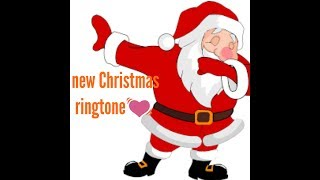 New Christmas ringtone marimba remix