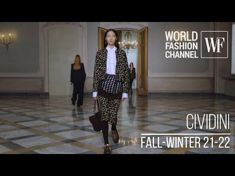Cividini fall-winter 21-22 | Milan fashion week