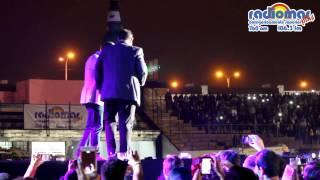 Tony Vega y Gilberto Santa Rosa remecieron el Callao a ritmo de salsa