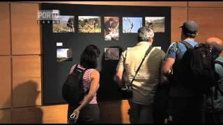 Inaugurada exposição de fotografia, Vila Nova de Foz Côa