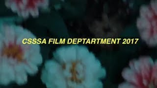 CSSSA Film 2017 / Super 8 Portraits