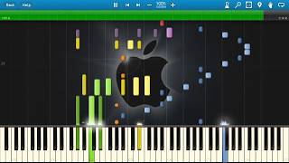 iphone waves ringtone synthesia remix