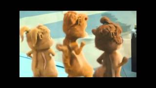 The Chipettes feat. Alvin and the Chipmunks - Chipz in Black [Chipwrecked O.S.T] Music Video