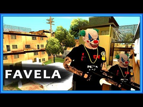 FAVELA 3 v 2.0   ESTILO FIVEM NO SAN ANDREAS   GTA/MTA ONLINE   DOWNLOAD DO MAPA - SKIN - ACL