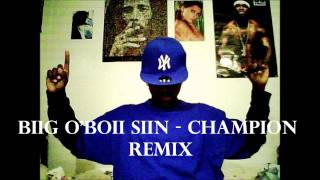 Chipmuck ft. Chris Brown - Champion (Biig 0'boii Siin remix).wmv