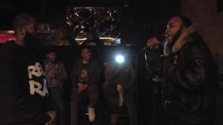 JD vs Riley B - Freestyle Battle | OTT Chicago