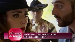 La Doble vida de Estela Carrillo | 2DA TEMPORADA ya tiene fecha