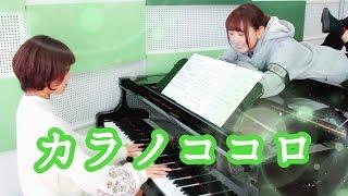 【フルート&ピアノ】カラノココロ【NARUTO】