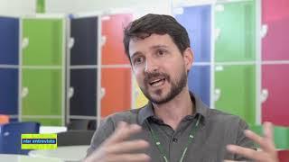 NBR Entrevista - educadores que inovam na forma de dar aula