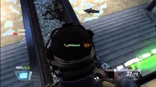 "GLITCH/BO2 Knife lunge sur la carte ""Express"" !"