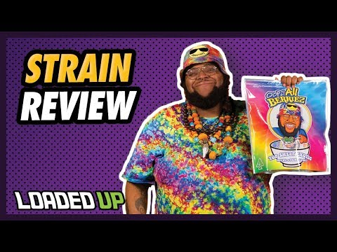 Oopz All Berriez Strain Review | Loaded Up