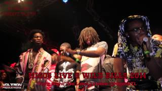 "Migos ""Fight Night"" at Wild Bills 2014 DJ Holiday & Streetz 94.5FM #Holipalooza"