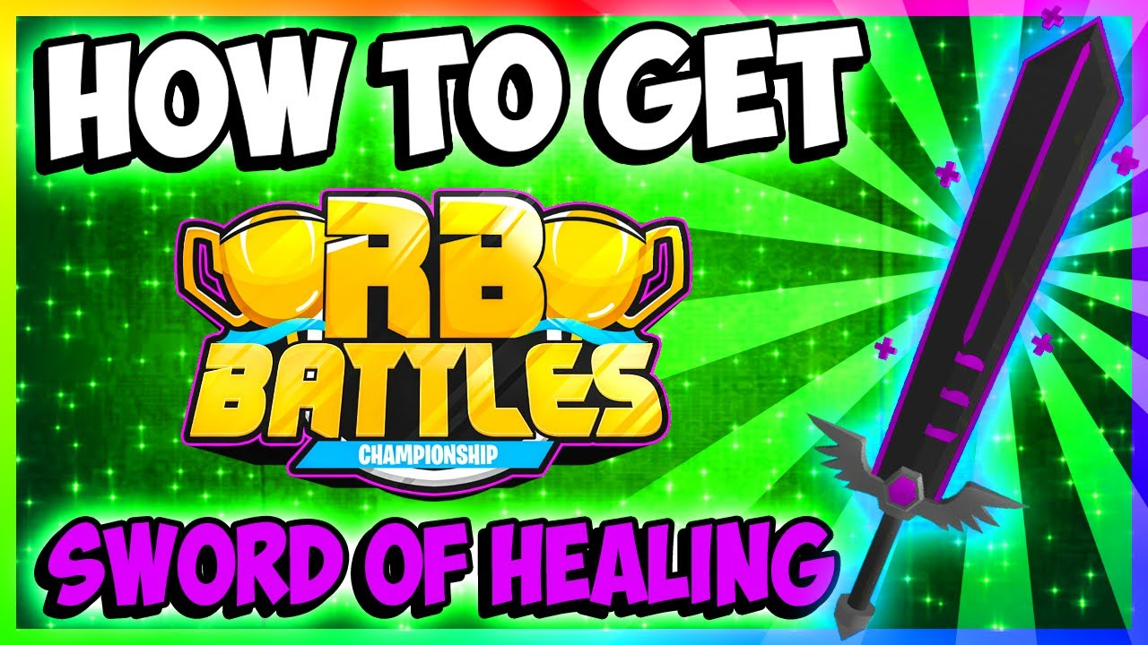 Godthegamer - How to Get Sabrina's Sword of Healing in Piggy (Roblox RB Battles Event)