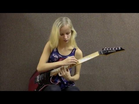 A. Vivaldi – Summer Presto guitar cover