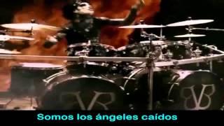 Black Veil Brides-Fallen Angels subtitulado en español