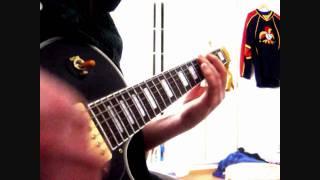 HIM (Johnny Cash) - Solitary Man Guitar Cover (NikoVid)